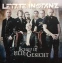 "Single CD ""Schau in mein Gesicht"""