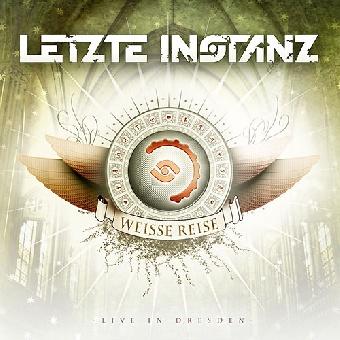 """CD """"Die weiße Reise - Live in Dresden"""" (cleartray)"""