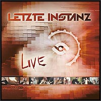"""CD """"Live 2003"""" (cleartray)"""