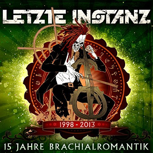 "CD ""15 Jahre Brachialromantik - Best Of"" (cleartray)"