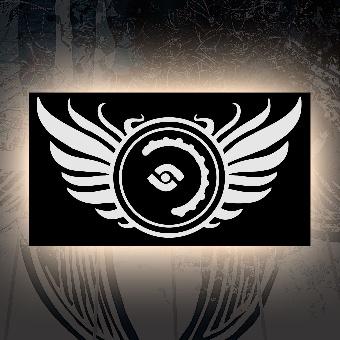"Aufkleber ""Logo 02"""