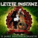 "CD ""15 Jahre Brachialromantik - Best Of"" (cleartray)"